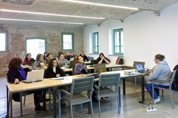 Giovanna Malfiori e Gianluca Vecchi: corsi di formazione per web marketing, copywriting e comunicazione